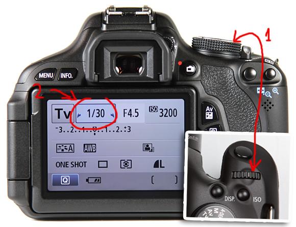 делать, если как фотографировать в мануальном режиме блинчики можно