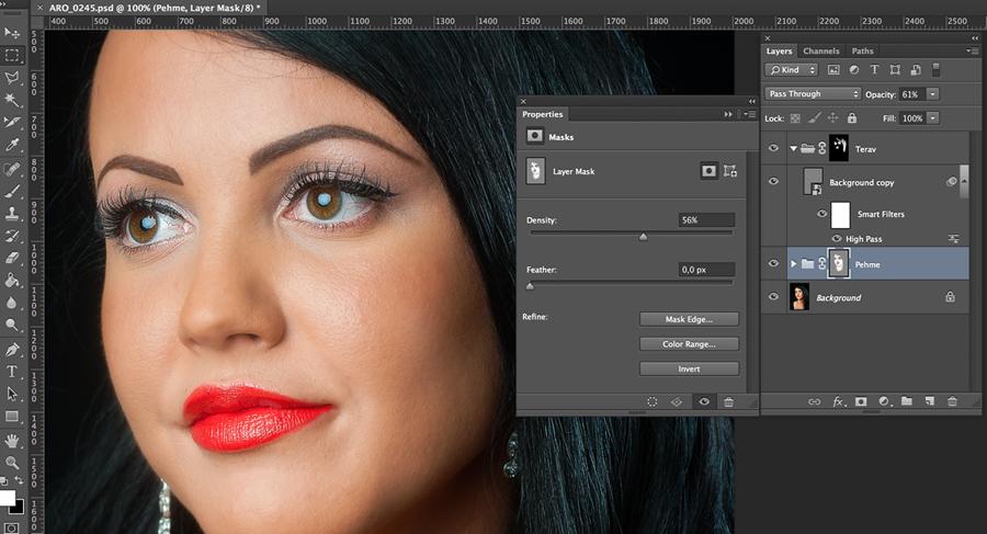 portreefotode-tootlemine-photoshopis