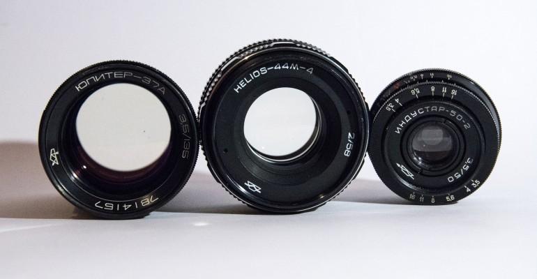 Nõukaaja kuld – vanade objektiivide kasutamine digikaamerate ees