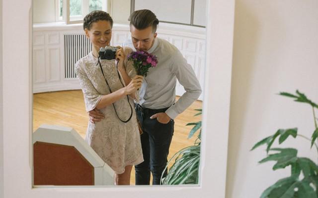 Olla iseenda pulmafotograaf? Eestlanna tegi ära!