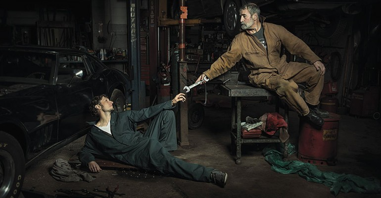 Need portreed automehaanikutest on austusavaldus renessansi maalikunstile