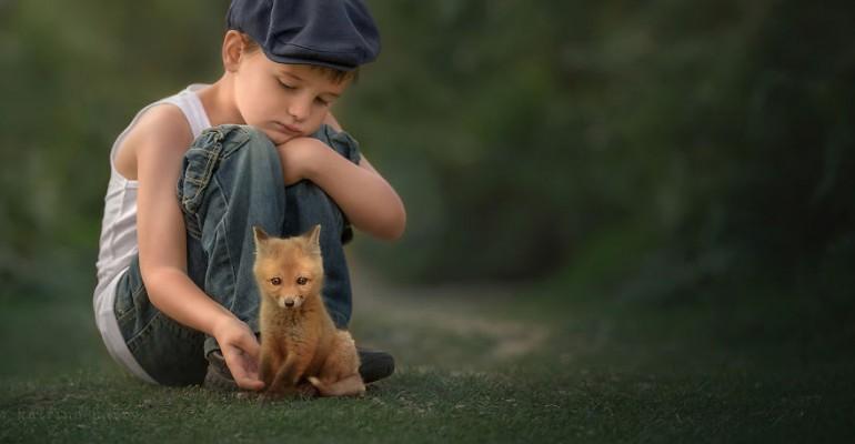 Inspiratsioon: need imelised lastefotod viivad Sind lapsepõlve radadele