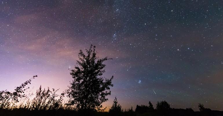 Kuidas planeerida öist fotosessiooni tähtedega?