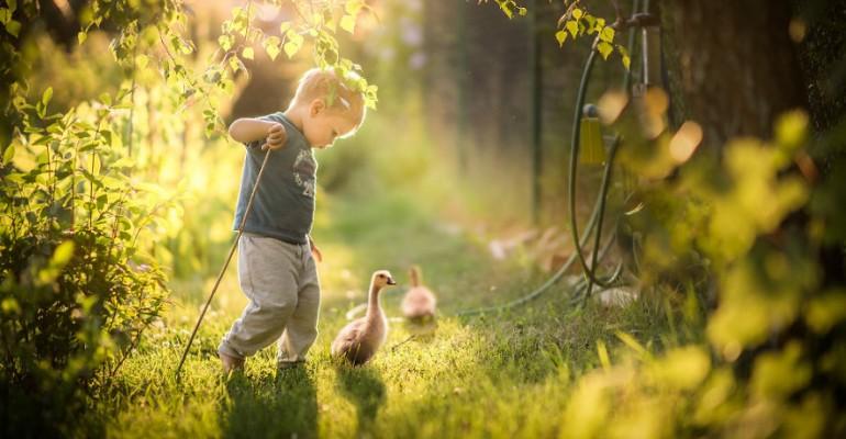 Need maagilised lastefotod täidavad Su päeva positiivsusega