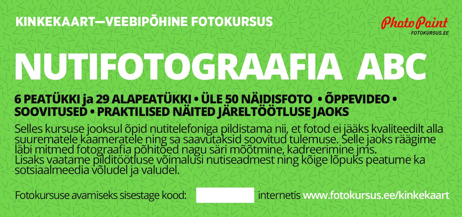 0f5bbed45fc Nutifotograafia ABC