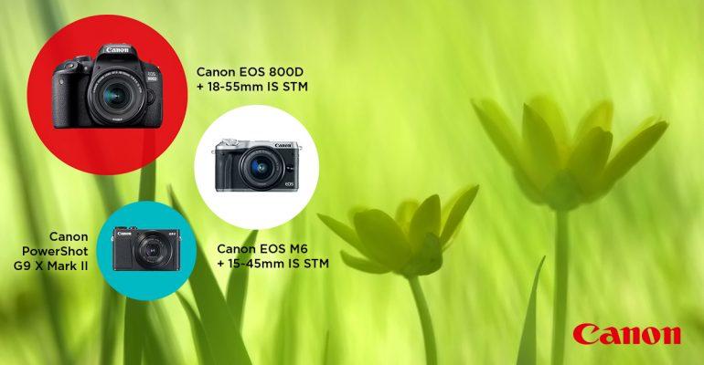 Osale kevadele pühendatud fotokonkursil – Canoni Kevadfoto 2017