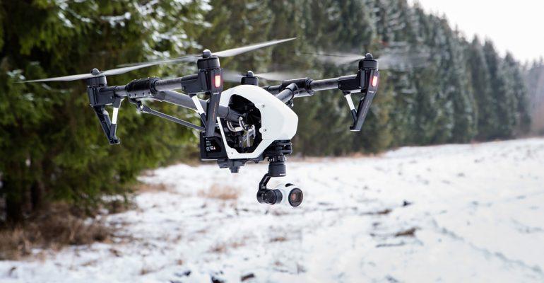 "Uus fotokursus: ""Droonifotograafia"""