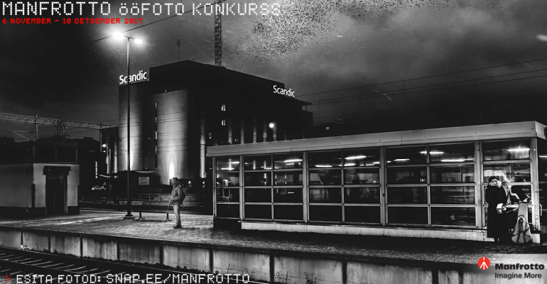 "Snäp pildipangas algas ainulaadne ""Manfrotto ÖÖfoto 2017"" konkurss"