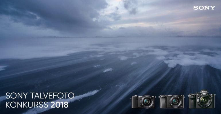 Sony Talvefoto 2018 konkurss on alanud – võitjale Sony täiskaader hübriidkaamera